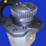 Основной насос и резино-металлическая муфта